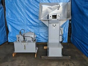 3 Ton X 15 Stroke Pioneer Vm215 3 Vertical Hydraulic Metal Broaching Machine