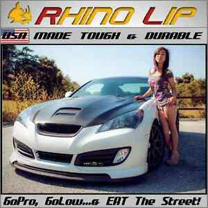 Rhinolip Fits Toyota Corolla Ae86 Sprinter Avensis Flexible Rubber Chin Lip