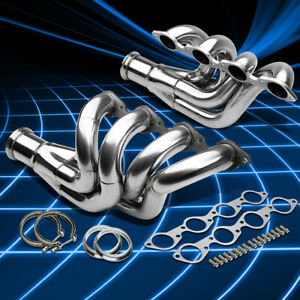 For Chevy Big Block 396 427 454 507 572 Stainless Steel Header Manifold Exhaust