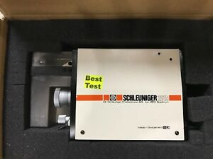 Schleuniger Unistrip 2015 Automatic Wire Stripping Tested Working 2545