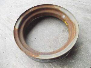 Allis Chalmers G 12 X3 Open Center Style Mount Front Rim For Tire To Hub