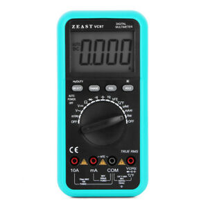 Zeast Vc97 3 3 4 Digital Multimeter Voltmeter Ac dc Capacitor Frequency Tester