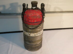 Grindex 8106 180 Electrical Submersible Drainage Pump 575v 25a Used