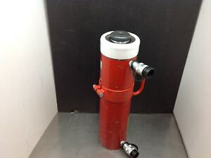 Spx Power Team Rd5513 Hydraulic Cylinder 50 Ton Double Acting Enerpac Rr5013 2