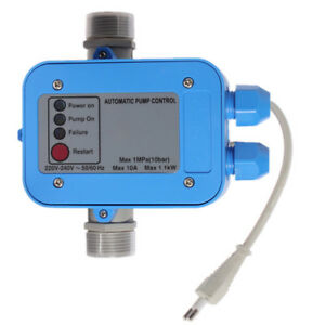 Automatic Water Pump Pressure Controller Electric Electronic Switch