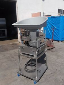 Hollymatic Super 54 Commercial Patty Machine
