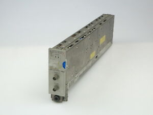 Hp 70902a If Section 10hz 300khz Hp 70000 Series