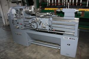 16 23 Swing X 40 Center Victor Engine Lathe Metal Turning Machine