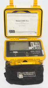 Riserbond 1205cxa Metallic Tdr Time Domain Reflectometer Riser Bond