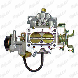 New Carburetor Bbd Carter Type Amc Jeep Wagoneer Cj5 Cj7 2 Barrel 258 4 2l