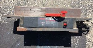 Sears Craftsman 5 1 8 Jointer Planer 7 8 Hp New Parts Model 149 236321 Works