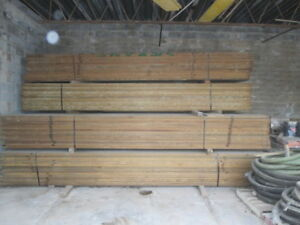 Scaffold Planks 16 Osha Clipped Pinned And Pressure Treated 500 Available