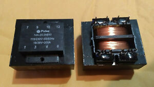 Pulse 14a 20 36b40 low Frequency Open Style Laminated Power Transformer