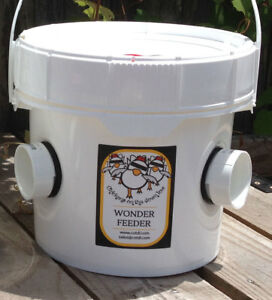 Automatic Chicken Feeder 2 5 Gallon Poop free