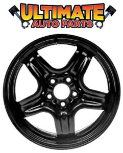 Steel Wheel Rim 17 Inch 5 Spoke For 07 10 Saturn Aura