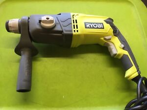 For Parts Only Ryobi Sds65 Cordled Rotary Hammer Drill Dated 2017