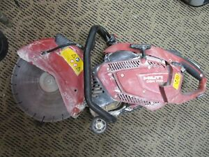 Hilti Dsh700 Cut off Saw Pre owned