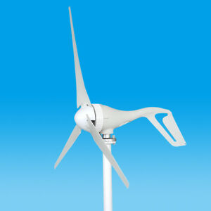 300w 12v 24v 3 Blades Wind Turbine Power Wind Generator Charge Controller Home