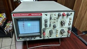 Beckman Industrial Circuitmate 9020 20mhz Oscilloscope