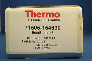 Thermo Betabasic 18 Hplc Column 4 6 X 150mm 5 m 71505 154630