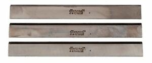 Freud C400 6 1 8 by 11 16 by 1 8 inch Jointer Knives 3 pack