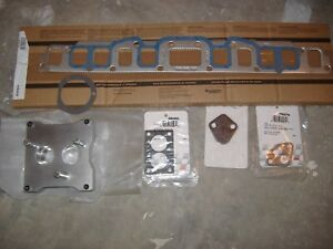 Jeep Amc 4 2 258 Tbi Fuel Injection Conversion Parts Adapter And Gaskets