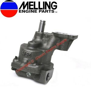 Melling Oil Pump Fits Some Chevy V6 V8 400 350 327 307 305 283 267 262 348 409