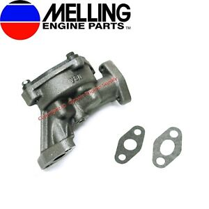Melling Stock Oil Pump Fits Fe Ford 330 332 352 360 361 390 410 427 428 430 462