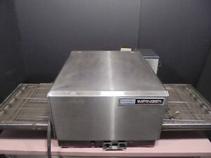 Pizza Oven Conveyor Counter Top Electric Lincoln 1301 2250 00 Nice