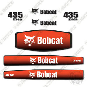 Bobcat 435 Decal Kit Replacement Stickers Mini Excavator 3m Vinyl