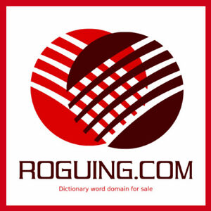 Roguing com Dictionary Word Domain For Sale