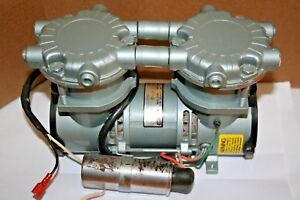 Used Gast Saa v113 nq Vacuum Pump Tested And Working