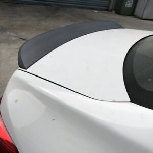 Flat Black 522et Rear Trunk Spoiler Wing For 06 10 Volkswagen Jetta Mk5 A5 Sedan