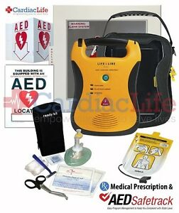 Defibtech Lifeline Auto Aed Value Package