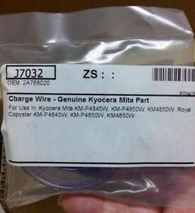 Kyocera Mita Charge Wire For Km p4845w Km4850w P4850w 2a768020 111