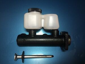 Detomaso Pantera 71 89 Brake Master Cylinder W Rod And Seal