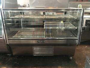 Leader Refrigeration Cbk57 sc 57 Refrigerated Bakery Display Case Counter