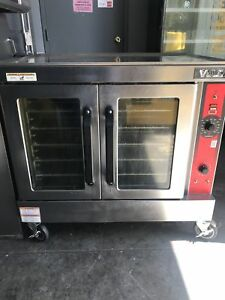Vulcan Vc4gd 1 Single Deck Full Size Gas Convection Oven
