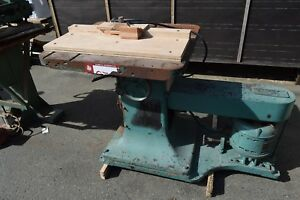 Porter 200 Shaper Industrial Woodworking Machinery