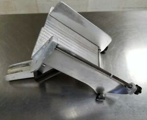 Univex Commercial Deli Slicer Carriage Tray Assembly Model 8512