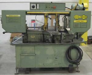 Hyd mech Horizontal Band Saw Model No S 20