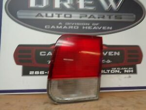 Tail Light Assembly Honda Civic Del Sol Right 93 94 95 96 97 Lamp