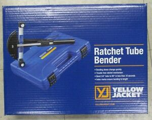 Yellow Jacket Ratchet Tube Bender 60331