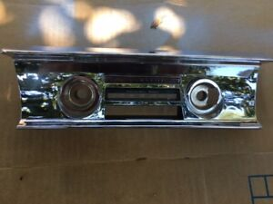 1962 Olds Radio Bezel Blow Out Sale