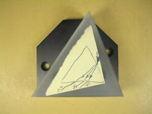 Optical Uv Prism 2 1 2 X 2 1 2 X 2 3 4 X 7 8 Thk W Base