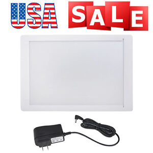 1 Dental X ray Film Illuminator Light Box X ray Viewer Light Panel A4 Usa Ship