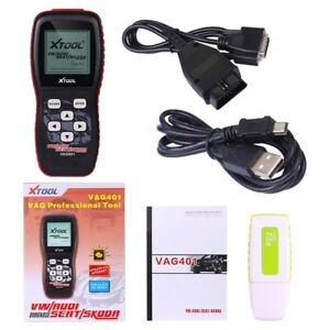 Usa Stock Xtool V A G401 Professional Diagnostic Tool Fit For Audi Seat Skoda