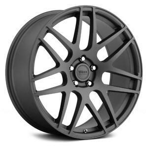 For Ford Mustang 05 18 Voxx Leggero Wheels 20x9 5 40 5x114 3 Rims Set Of 4