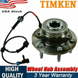 Wheel Bearing And Hub Assembly Front Rear Timken Sp500300