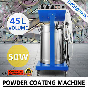 Wx 958 Powder Coating System Machine Spray Gun Equipment Sprayer Wholesale